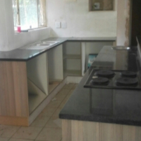 K.A. Granite kitchen tops and Tombstone
