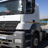 Mercedes Axor 1835 to swop for Freightliner or International