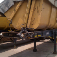 Tri axle side tippers on sale now!