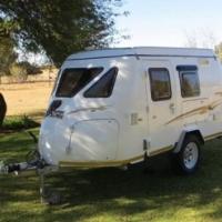 Panther 4x4 caravan