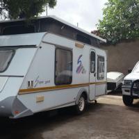 Sprite supersport Caravan