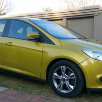 211 ford focus 2.0 gdi a/t