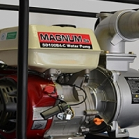 """Water Pump 3"""" QGZ80 Complete With Petrol Engine PRICE INCLUDES VAT"""