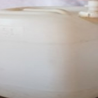 Plastic Water Can 25L