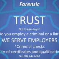 Criminal/Credit Reports