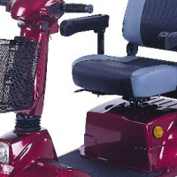Mobilit Scooter Luxury 4 Wheeler CTM HS 580 Top of the range - Brand New