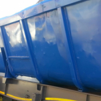 28 ton tri axle side tipper up for grabs!
