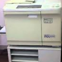 Sharp Digital Photo Copier and Risograph For Sale