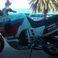 BLACK FRIDAY SPECIAL Africa Twin 2005 Reg 77000KM's A MUST SEE!!!