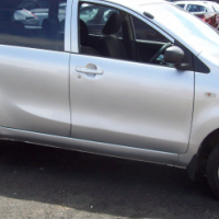 Toyota Avanza 1.4,2013 Model,5 Doors factory A/C And C/D Player