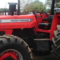 S1972 Pre-Owned Massey Ferguson 390 4x4 60.4kw Tractor/Trekker