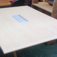 BOARDROOM TABLES - used x 15