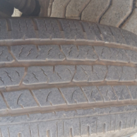 Ford Ranger T6 mags and tyres