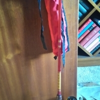 1,8m Junior Fishing Rod and Reel