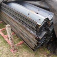 Bees kraal /drukgang materiaal (highway barriers) for sale