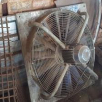 Industrial fan for sale at auctioneer discount price