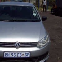 VW POLO 6 1.6,2011 Model,5 Doors factory A/C And C/D Player