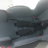 2 X BAMBINO ELITE CAR SEATS