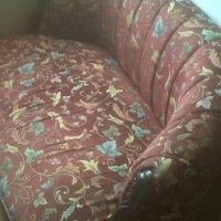 Two Seater antique couch