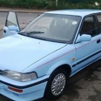 94 Toyota Tazz 1.3