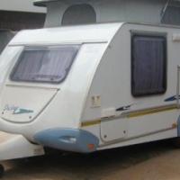 Caravan Sprite Swing 2005 model