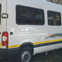Nissan Interstar 2008 16 Seater