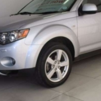 Mitsubishi Outlander 2.4 GLS Auto