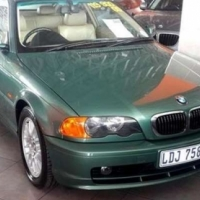 BMW 3 Series 323i Ci COUPE EXCLUSIVE (E46)
