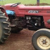 Fiat FIAT 640 Tractor Running Order