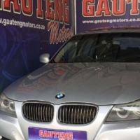 BMW 3 Series 330d Exclusive A/t