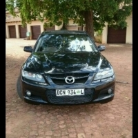 Mazda 6 MPS 2.3 turbo 2008