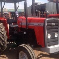 S2048 Pre-Owned Massey Ferguson 285 4x2 51kw Tractor/Trekker