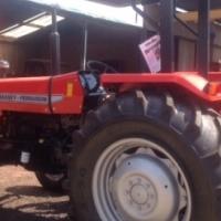 S2055 Pre-Owned Massey Ferguson 285 4x2 51kw Tractor/Trekker