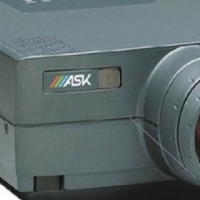 :: ASK C5 COMPACT PROJECTOR ::