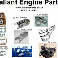 New Valiant parts at Valiant World - Midrand
