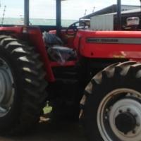 S2067 Pre-Owened Massey Ferguson 399 4x4 76kw Tractor/Trekker
