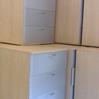 4 DRAWER TALL BOY UNITS - used - Excellent Condition.  x Plenty