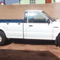 1997 1.8 Ford Courier - For Sale or Swop
