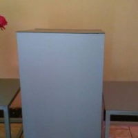 Aluminum Lectern with two sides stands