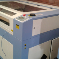 lc 1290x100w up/down table with autofocus laser machines/FINANCE AVAILABLE