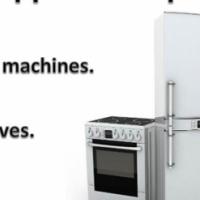 Appliance repairs, 24/7 Repairs to fridges and Freezers, Washing Machines,Stoves..