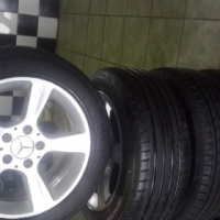 Mags And Tyres For Mercedes-Benz For Sale