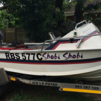 Boat for sale- Olufensen ski vee