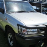 Nissan 2.7TD 4X2 SE P/U D/C