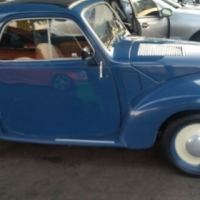 Fiat Topolino spares