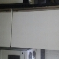 KIC fridge freezer 330l