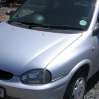 2008 Opel Corsa 1.4 Lite with Power Steering