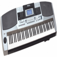 MEDELI MC780 76-KEYS KEYBOARD TOUCH RESPONSE