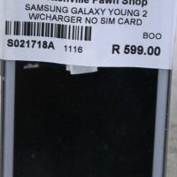 Samsung Galaxy Young 2 S021718A #Rosettenvillepawnshop
