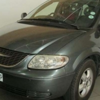 Chrysler Grand Voyager 3.3 Se Lwb At